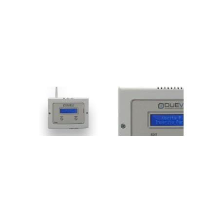 DUEVI - RX808-LCD - RICEVITORE RADIO 80 CANALI CON DISPLAY LCD