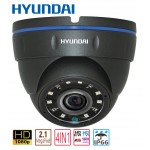 HYUNDAI TELECAMERA DOME 4 IN 1 DA 2 MP HYU-327