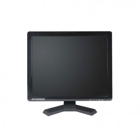 "HYUNDAI MONITOR LED 15"" PROFESSIONALE  HYU-457"